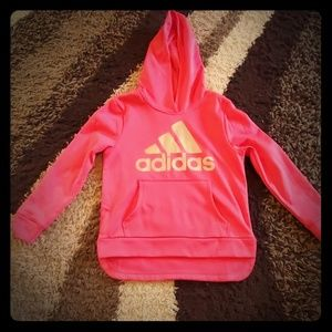 Girls Adidas size 10/12 pullover